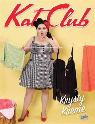 Kat Club No.24 – Krysty Kreme Cover