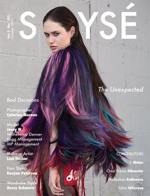 SALYSÉ Magazine   Vol 5 No 102   OCTOBER 2019  