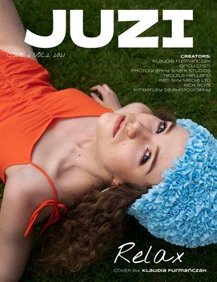 JUZI MAGAZINE ISSUE 6 VOL.2 2021