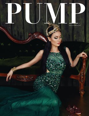PUMP Magazine - The Divine - Vol. 3