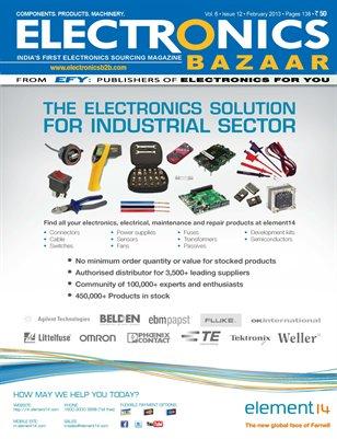 Electronics Bazaar, February 2013