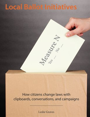 Citizen's Guide to Local Ballot Initiatives