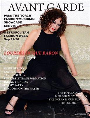 AVANT GARDE Magazine August 2014