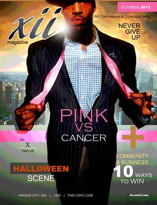 TWELVE Magazine Oct