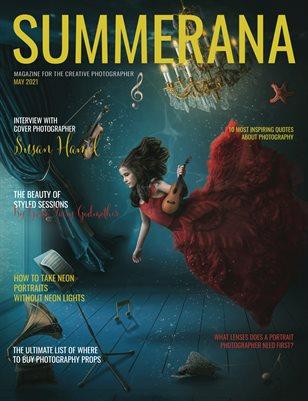 Summerana Magazine   May 2021