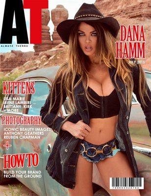 Alwayz Therro - Dana Hamm - July 2015