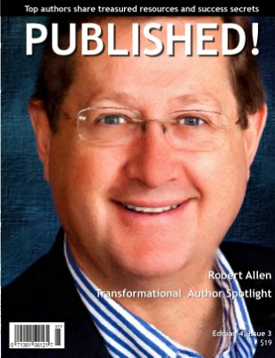 PUBLISHED! featuring Robert Allen