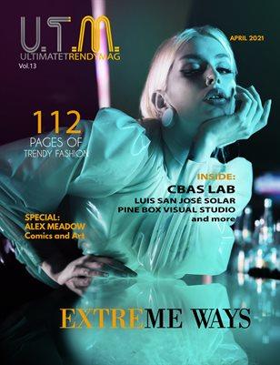 Ultimate Trendy Magazine Vol.13