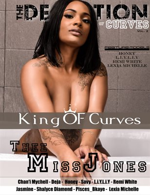 King of Curves vol 2: special issue