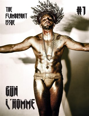 GUN L'HOMME PLUS - ISSUE 1 - COVER B