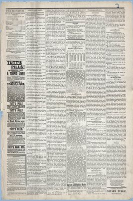 (Pages 3-4) Mayfield Monitor, MARCH 22,1879