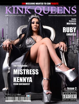 KINK QUEENS MAGAZINE |  NUMBER 2 | WINTER 2017