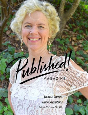 PUBLISHED! #15 Excerpt featuring Laura J Cornell