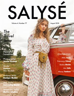 SALYSÉ Magazine | Vol 4 : No 77 | August 2018