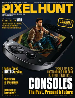 Pixel Hunt / ISSUE 18 / MAR 2012