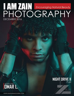 I Am Zain: Photography Issue 36