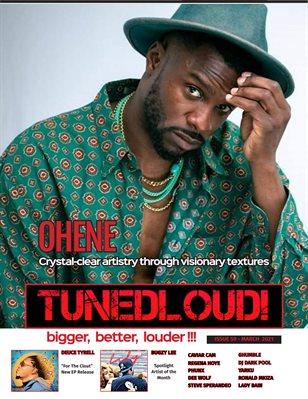 TunedLoud Magazine March 2021