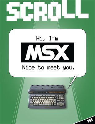 12: Introducing MSX (Cover C)