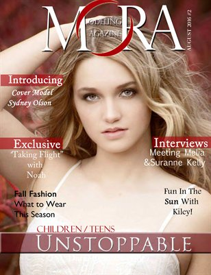 UNSTOPPABLE CHILDREN/TEEN MONTHLY ISSUE