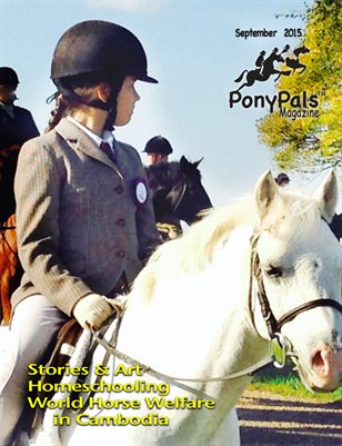 September 2015 Pony Pals Magazine -- Vol.5 #4