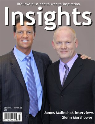 Insights featuring James Malinchak and Glenn Morshower