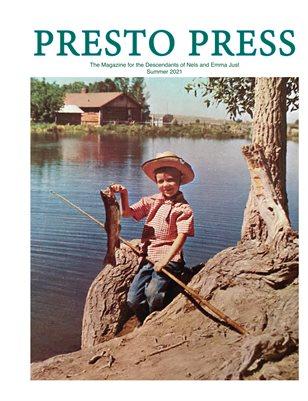 Summer 2021 Presto Press