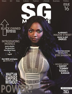 The official Scrilla Guerillaz Magazine #16.3 (The Power Edition)