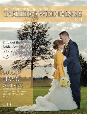 Toledo Wedding 2014 Magazine (Digital)