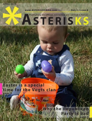 Asterisks: April 2010