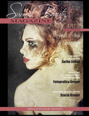 Surreal Beauty Magazine Issue #3