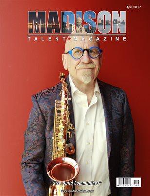 Madison Talent Magazine April 2017 Edition