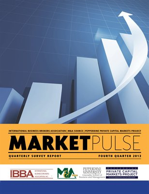 Market Pulse Survey Report - Fourth Quarter 2013