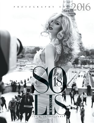 Solis Magazine Issue 18 Photography Edition 2016