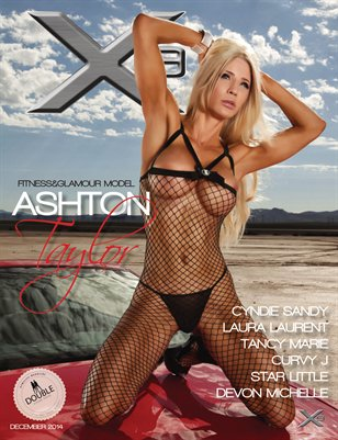 X9 Men's Magazine #02 (Ashton Taylor)