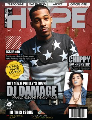 The Hype Magazine issue #70