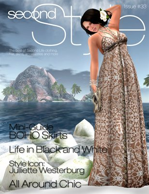 Second Style Magazine Issue #33