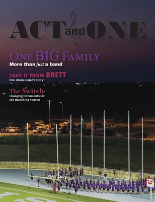 Act and One Magazine