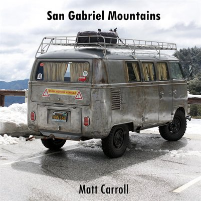 San Gabriel Mountains Photo Book