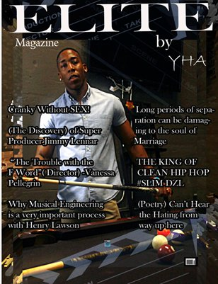 Elite Magazine by Y.H.A (March-April) Issue