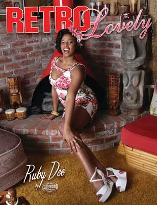 Retro Lovely No.39 - Ruby Dee Cover