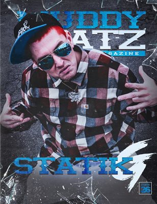 Statik G MuddyBeatz Magazine Issue #26