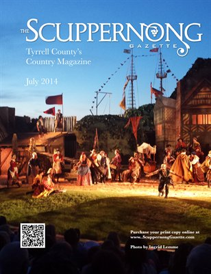 Scuppernong Gazette July 2014