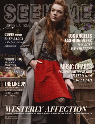 Seek.me Magazine Issue NINE