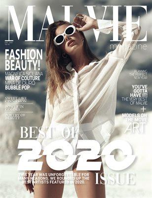 MALVIE Magazine Best of 2020 Special Edition