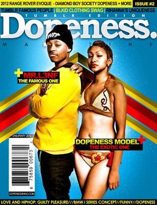 Dopeness Magazine: Issue 2