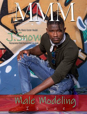 20 Male Modeling Issue 20