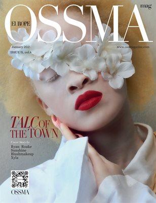 OSSMA Magazine EUROPE ISSUE15, vol4