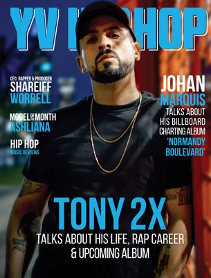 YV Hip Hop Magazine October 2020
