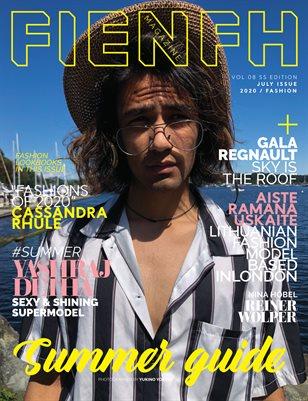 02 Fienfh Magazine July Issue 2020