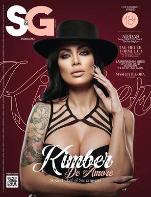S&G Magazine - KIMBER DE AMORE - April/2021 - PLPG GLOBAL MEDIA